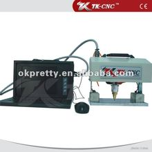 cnc pneumatic dot pin portable marking machines for small industries