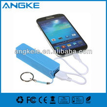 wholesale china factory perfume unique powerbank 2600mah