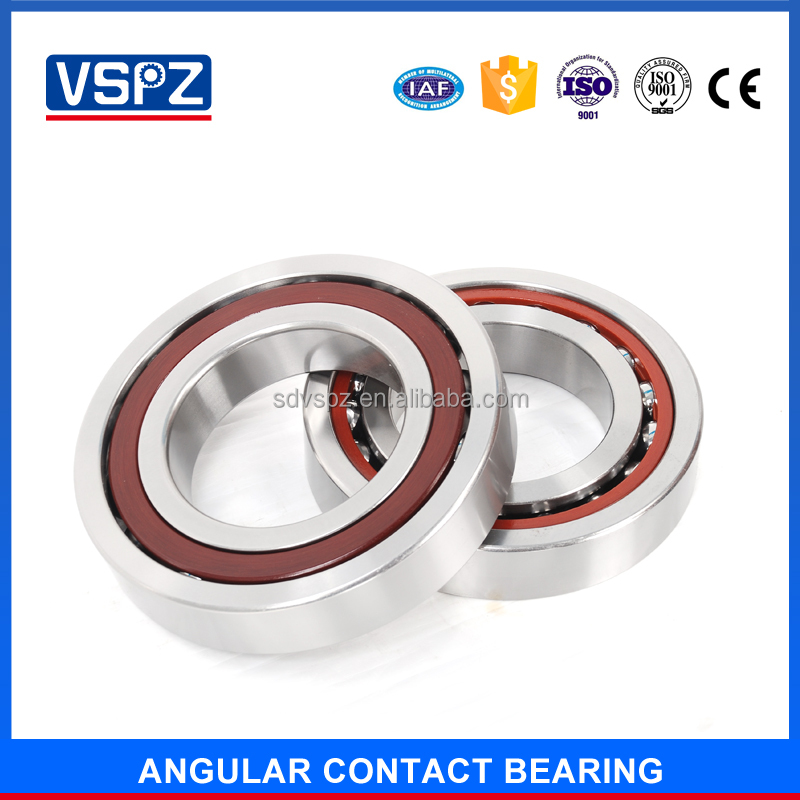 shandong bearing 7005 C 36105 Bearing Manufacture vspz Angular contact ball bearing