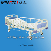 CE approved M2 folding medical bed