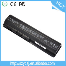 laptop battery for HP pavilion DV4 DV5 DV6 DV-4 5 6 4800MAH 6 CELLS