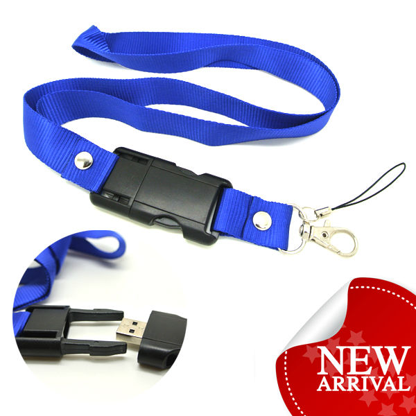 new product manufacturer wholesale 8gb lanyard usb flash drive