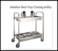 Stainless Steel Serving Cart Types Of Service Prices Trolley