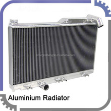 high Performance FOR MAZDA SPEED RX7 92-95 FD3S MANUAL rx7 s4 turbo(42MM,2ROW) car aluminum radiator