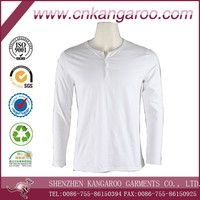 100% Cotton Custom Bulk Man Blank T Shirt Wholesale China