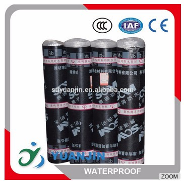 Modified Bitumen Waterproofing Membrane