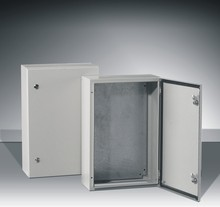 Waterproof metal enclosure IP65 IP66 Customized wall mounted metal elctrical network cabinet/Box/ enclosure