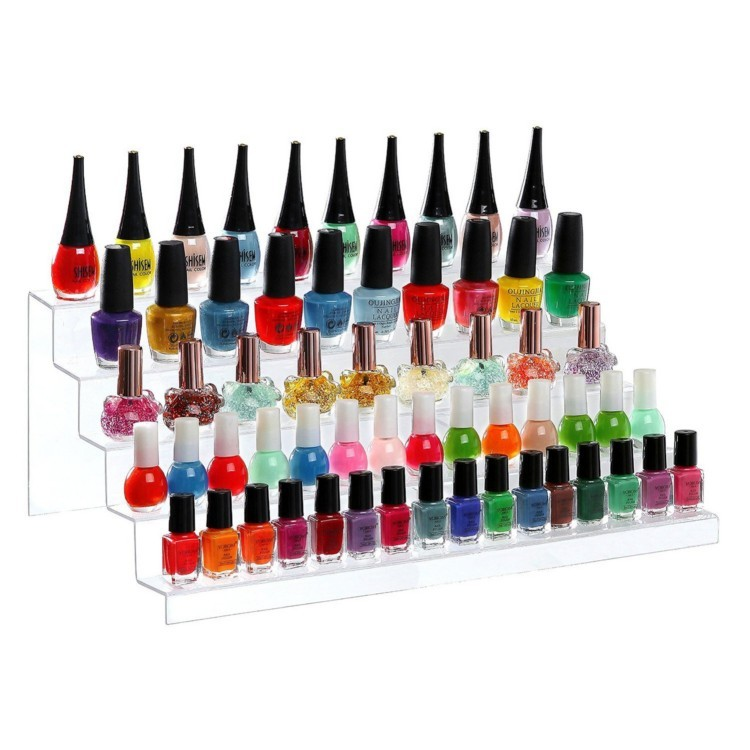 hot sale beauty supply used shop shelf products acrylic. Black Bedroom Furniture Sets. Home Design Ideas