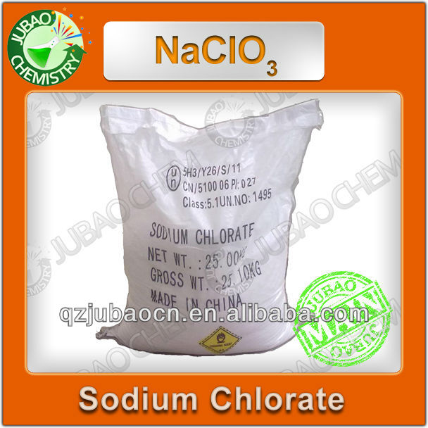 High Purity 99.5% Sodium Chlorate Powder