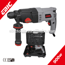 EBIC Power tool 900W 26mm Electric Rotary Hammer Tool Set