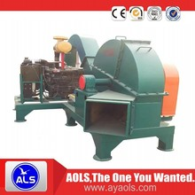 Factory Manufacture bamboo grinding machine/leaf shredder wood chipper/wood chipper diesel