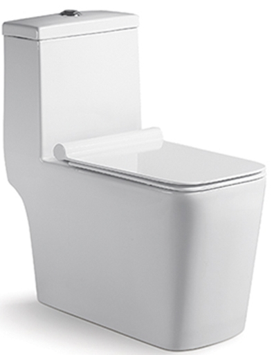 A3967 siphonic one piece single hole western toilet price
