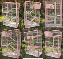 New Design Pet Cat Cage With Scratching Post Breeding Cage Cat