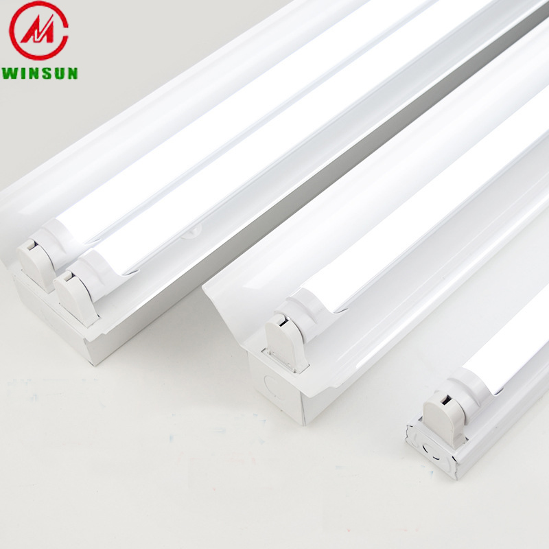 China Manufacture Light pass Glass Hot sale 4ft led tube t5 6500k 9W 12W 18W