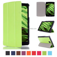 2015 new product 3 fold standing protective case for LG G Pad 2 8 inch tablet case