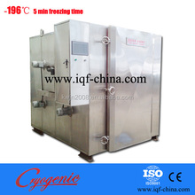-150 C onion nitrogen flash freeze