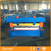 Hydraulic automatic color steel rool form machine