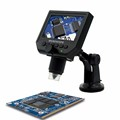 SE-G600 handheld usb Portable LCD Digital Microscope