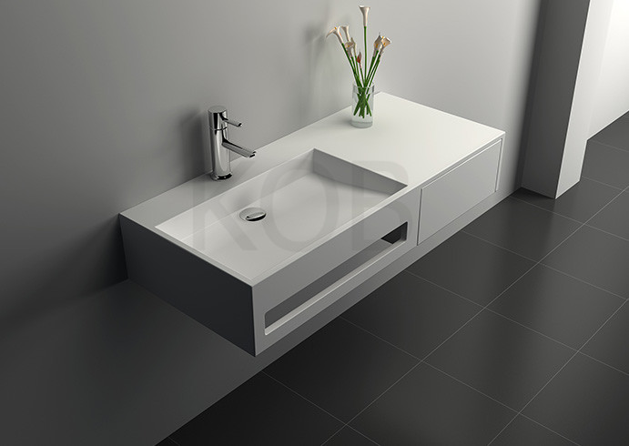 house table top artificial stone chemical resistant sinks