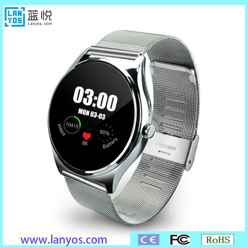 Super slim wifi 3g sim card supported tw810 watch phone smart phone watch