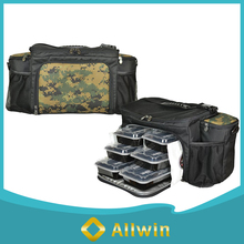 Custom High Quality 6 Pack Military Prep Meal Bag