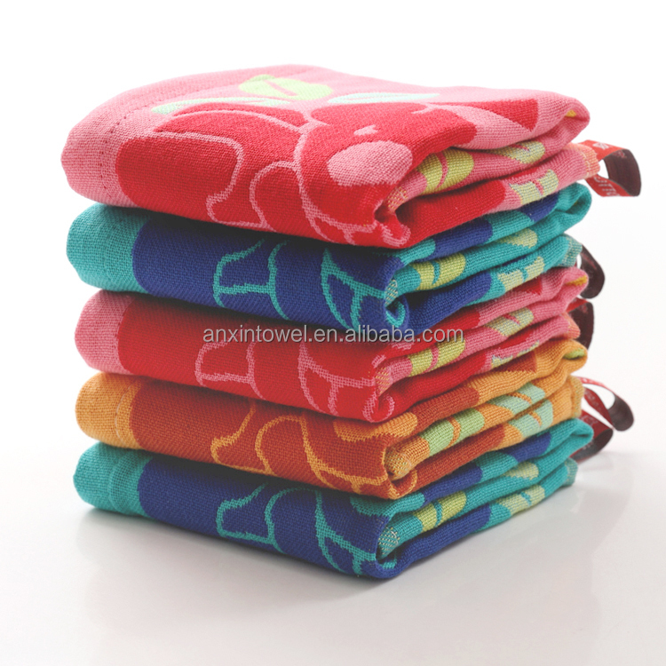 EAswet kitchen tea towels wholesale/fabric for tea towels