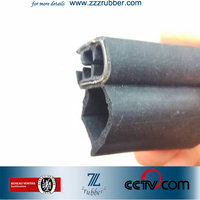 Good durable hot sales rubber edge sealing gasket