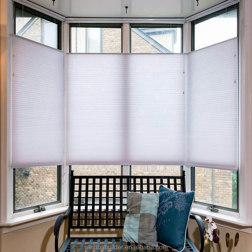 Home interior Decoration fabric Honeycomb blinds or cellular shade