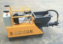 spray traditional lime mortar machine
