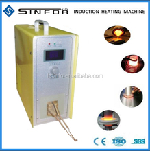8kw Induction Billet Heating Machine Induction Heater For Sale