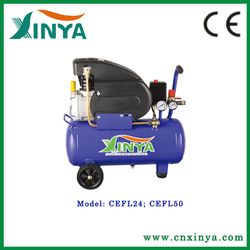 XINYA best seller electric/gasoline/diesel protable piston type direct /belt driven cheap air compressor for sale