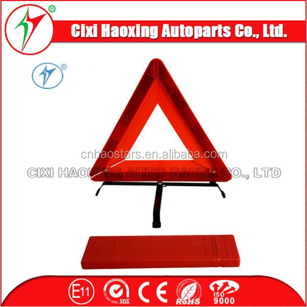 Cixi Factory Roadway Safety Traffic Signal emergency tools reflective warning triangle road sign