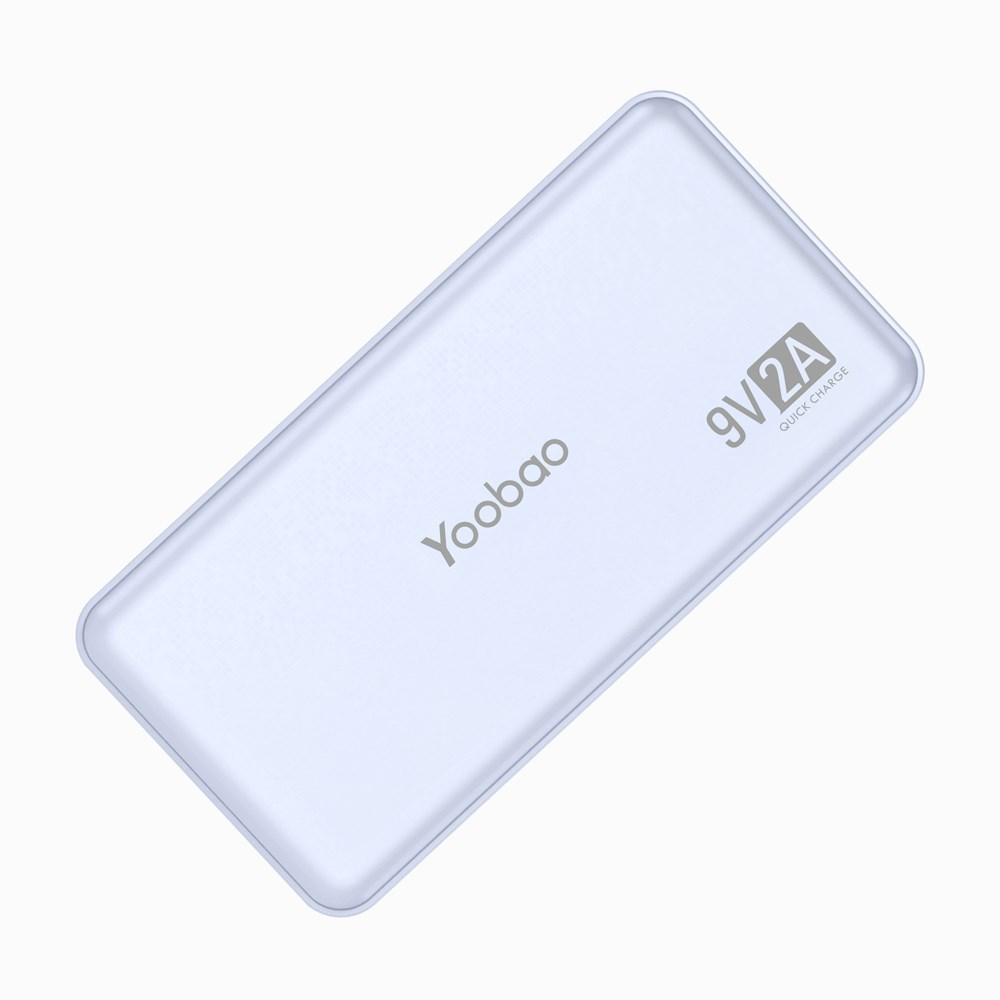 YOOBAO universal wireless quick charger QC3.0 power bank