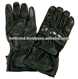 cool leather motorcycle gloves