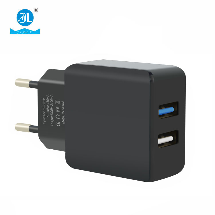 5V 2.4A QC3.0 Single / Dual USB Wall Travel Charger for Phone iphone android