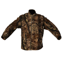 Men's Hunter Windproof Camo Fleece Hunting Jacket