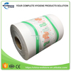 Skin-friendly Soft Touch Baby Diaper Breathable PE Film Material