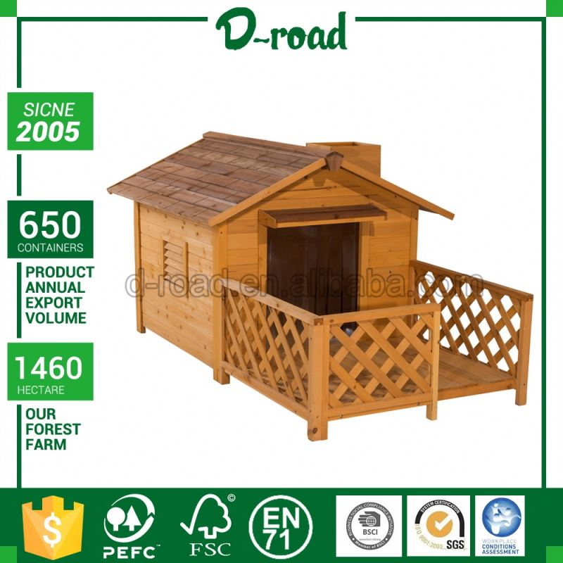 Customized Logo Water Proof Cabin American Kennel Club