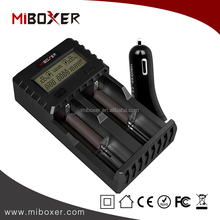 Smart Mini Car Charger Two Output Voltages 5V 2A with Standard USB line, 12V 2A with Miboxer Line