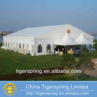 Durable cheap tent with ac
