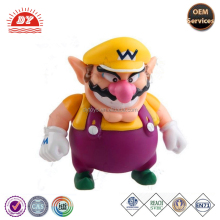 Wholesale plastic cartoon action figure super mario bros