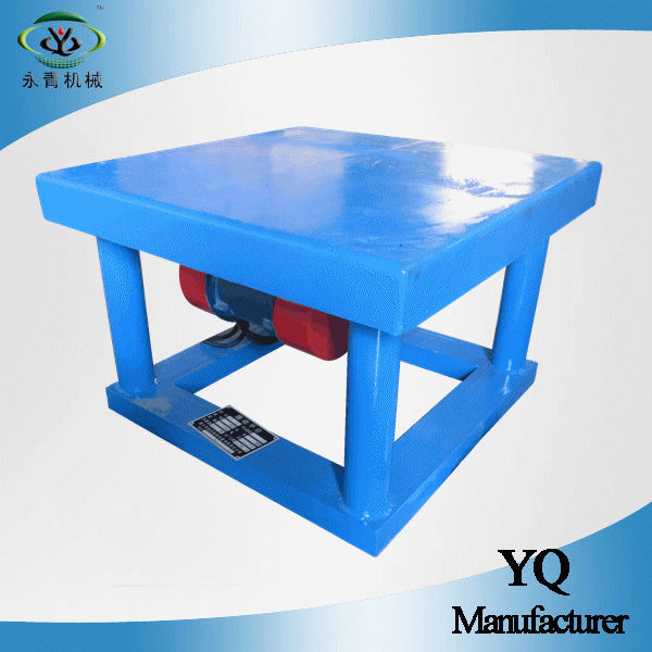 Hot sale vibration isolation table for building materials industry
