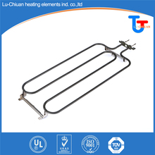 Small power stainless steel barbecue electric grill oven heating element