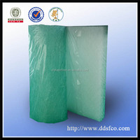 Spraybooth glassfiber filter supplier in china