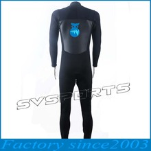High quality 3mm neoprene body suit men surfing wetsuit