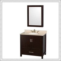 Hotel Bathroom vanity / homebase bathroom cabinet