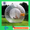 Large clear plastic ball, inflatable body zorb ball, clear plastic hollow balls