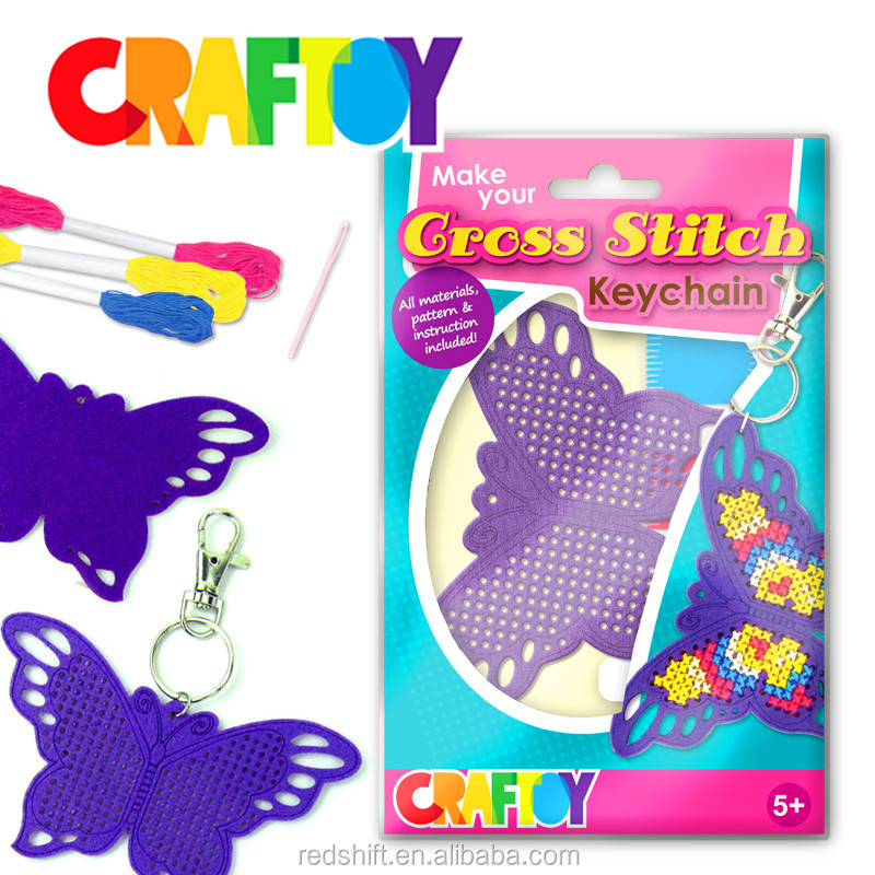 Hot Sell cross stitch Craft Toy for wholesale