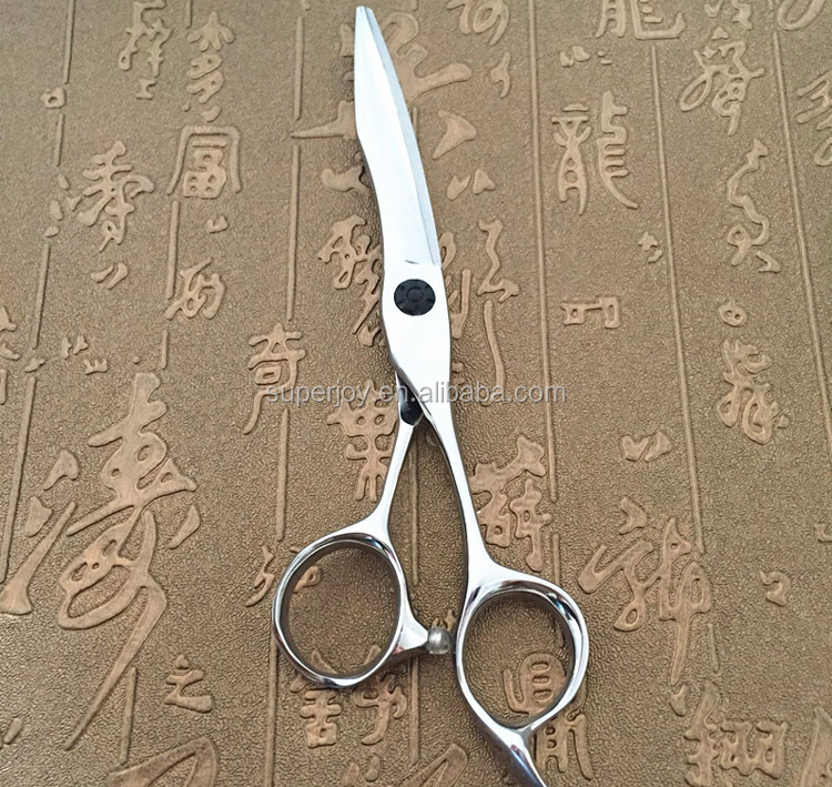 Professional hair cutting scissors