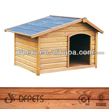 Handmade Dog House DFD001